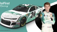 The UniFirst No. 24 Chevy Camaro and NASCAR Driver William Byron Head to Charlotte for Sunday's Race