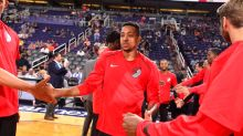 C.J. McCollum unhappy at suspension over 'eight expensive and costly steps'