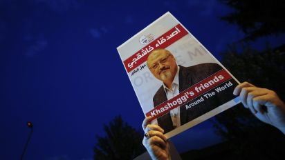 Chilling remark heard on Khashoggi audio
