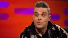 Robbie Williams: Taking a lot of cocaine made me want to commit suicide
