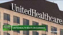 UnitedHealth beats on earnings