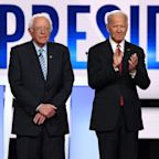 2020: Joe Biden edges ahead of opponents in New Hampshire poll