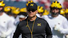 Jim Harbaugh says Michigan could be ready to play in two weeks