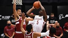 Williams scores 40, leads WSU over Stanford in 3 OTs, 85-76