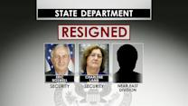 State Dept. officials resign after Benghazi report