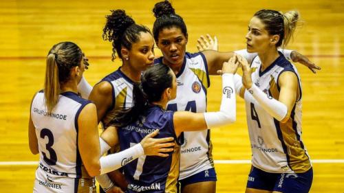 Finalistas da Superliga B feminina definidos neste final de semana