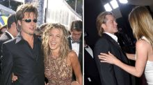 A timeline of Brad Pitt and Jennifer Aniston's history