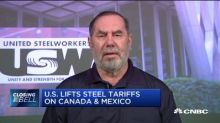Canada's lifted tariffs will have minimal impact: United Steelworkers President