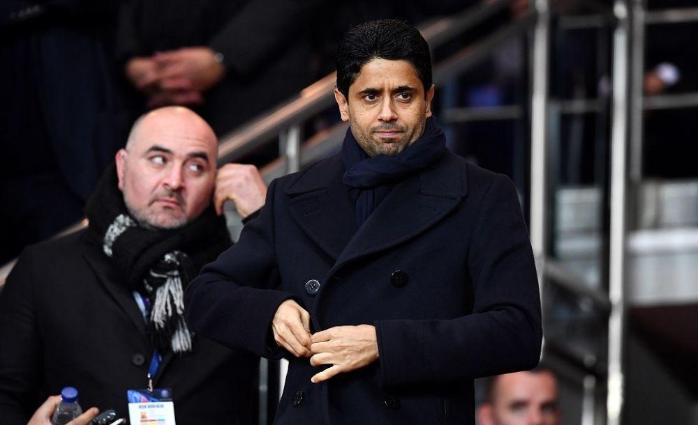 """Nice-PSG: Al Khelaifi balance sur le """"cauchemar"""" de l'arbitrage français"""
