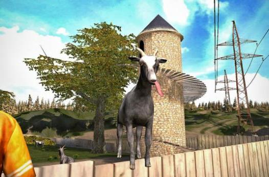 Goat Simulator gets 100,000 sales on iOS, Android