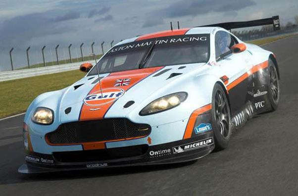 Aston Martin will use solar panels to keep race car drivers cool
