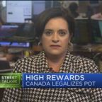 Cannabis companies will likely see strong growth rates th...