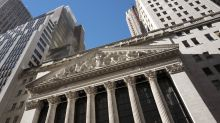 US stock indexes veer mostly higher in afternoon trading