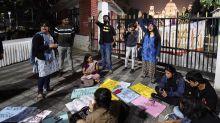 Swapan Dasgupta faces protests again, this time at Kolkata Literary Meet