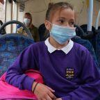 Scottish parents' group warns Nicola Sturgeon of 'slippery slope' over face masks for pupils
