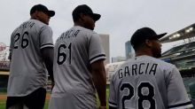 The White Sox all-Garcia outfield is set to make baseball history