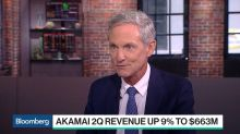 Akamai CEO Says Security Business Is Booming