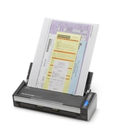 Fujitsu ScanSnap S1300i delivers scans to Android or iOS, spreads a little cloud love as well