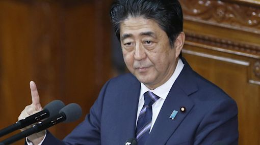 Japan's leader vows to accelerate economic measures, TPP