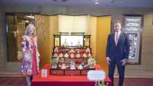 Caesars Entertainment President and Chief Executive Officer Mark Frissora and Senior Management Team Visit Osaka and Tokyo, Japan