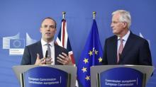 Brexit: le Royaume-Uni ne paiera pas la facture sans accord commercial
