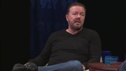 "Ricky Gervais: ""We Are Going to Run Out of Doctors Because Everyone is Trying to Be a Singer"""