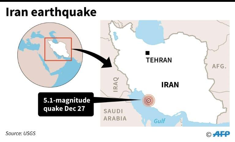 Natural disaster: 3.7 quake hits near Ridgecrest, Calif.