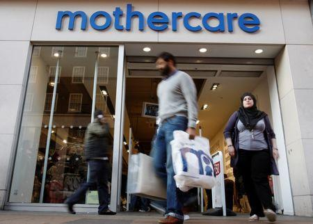 Image result for Mothercare says CEO Newton-Jones steps down