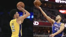 Lonzo Ball has the hype, but will he be the top rookie?