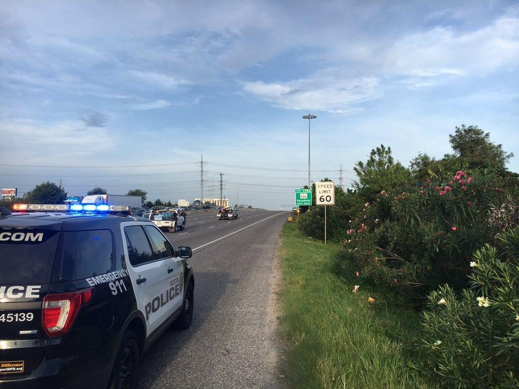 'Unreal scene': Police say shooting melee on Houston highway likely drug-related