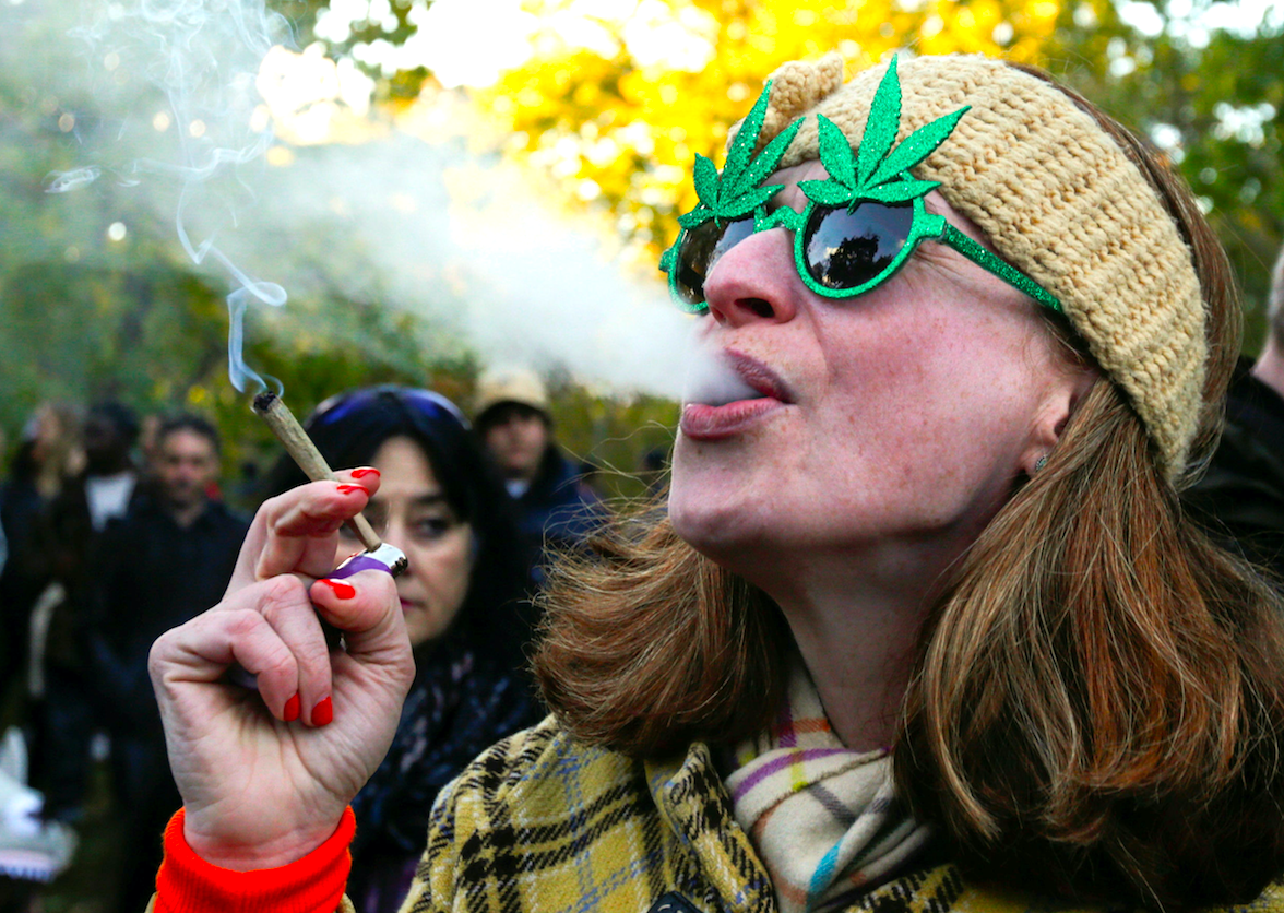 Now is a 'once-in-a-lifetime' chance to invest in US pot companies, investor says