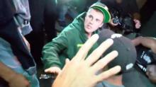 Video Shows Justin Bieber Accidentally Hitting Paparazzi Photographer With Truck