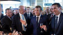 """Macron advierte de que las tensiones comerciales """"afectan a todo el mundo"""""""