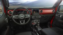 All-new 2020 Jeep® Gladiator Named to Wards 2019 10 Best Interiors List