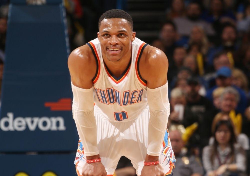 NBA: Jusqu'où va aller Russell Westbrook?