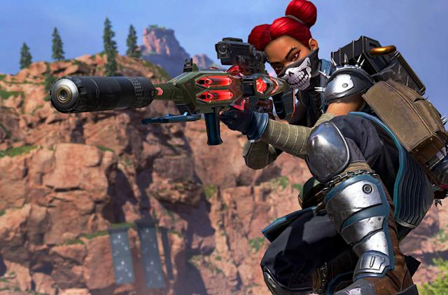'Apex Legends' gets a permanent solo queue