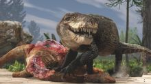 Scientists Discovered a Giant Crocodile With T-Rex Teeth That's Straight Out of Your Nightmares