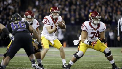 Darnold at the forefront of a USC revival