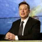 Tesla's Musk earns $770M in stock options, company confirms