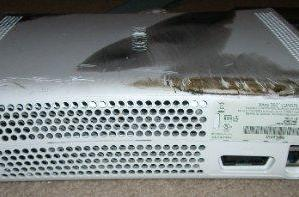 Xbox 360 in car accident, but lives!
