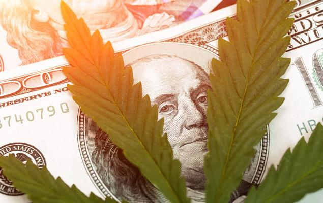 Cannabis Investments  - cover