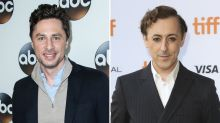 Zach Braff and Alan Cumming to be Honored at 2018 SCAD aTVfest