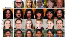 AI can now create life-like human faces from scratch
