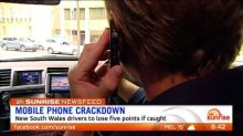 News Feed: Mobile phone crackdown for drivers