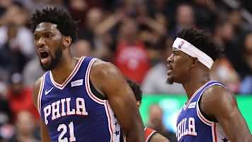 Butler downplays notion of drama with Embiid
