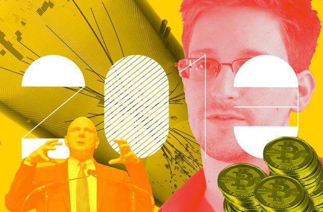The biggest stories of 2013: Console wars, Bitcoin's boom and the NSA's very bad year