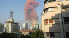"""""""C'est AZF force 10"""": les explosions à Beyrouth ravivent la colère de Toulousains"""