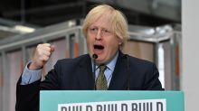 Boris Johnson warns UK faces 'a real, real crisis' on economy