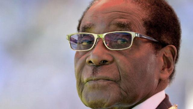 MUGABE'S MILLION DOLLAR PARTY