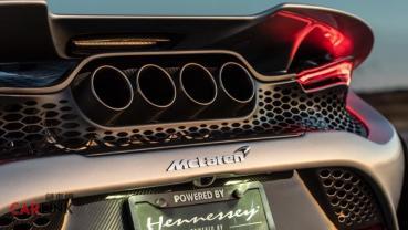 只改「Stage 2」就破千匹!McLaren 765LT專用Hennessey「HPE1000 Edition」動力套餐推出